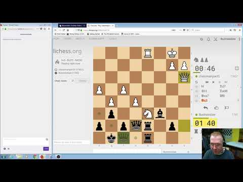 Chess Cruncher TV The Climb to 2500 in Tactics 2 1 2018