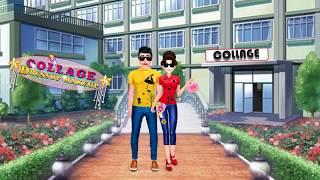 College Fun Dressup Fashion Crush : Girl And Boys Dressup Makeup Game