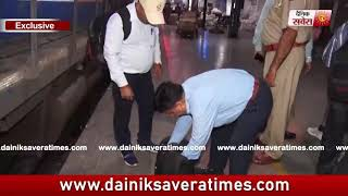 Amritsar train accident , punjab mail driver deny for accident