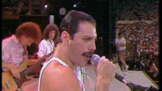 Queen ☮ Hammer To Fall & Crazy Little Thing Called Love (Highest Quality) mp3