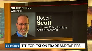 Economic Policy Institute's Scott Says Tariffs on China Are Needed