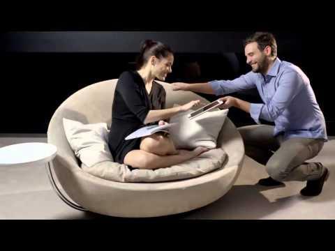 Кресло Désirée Lacoon для уютных вечеров
