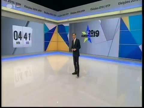 Eleições Europeias: Projecção
