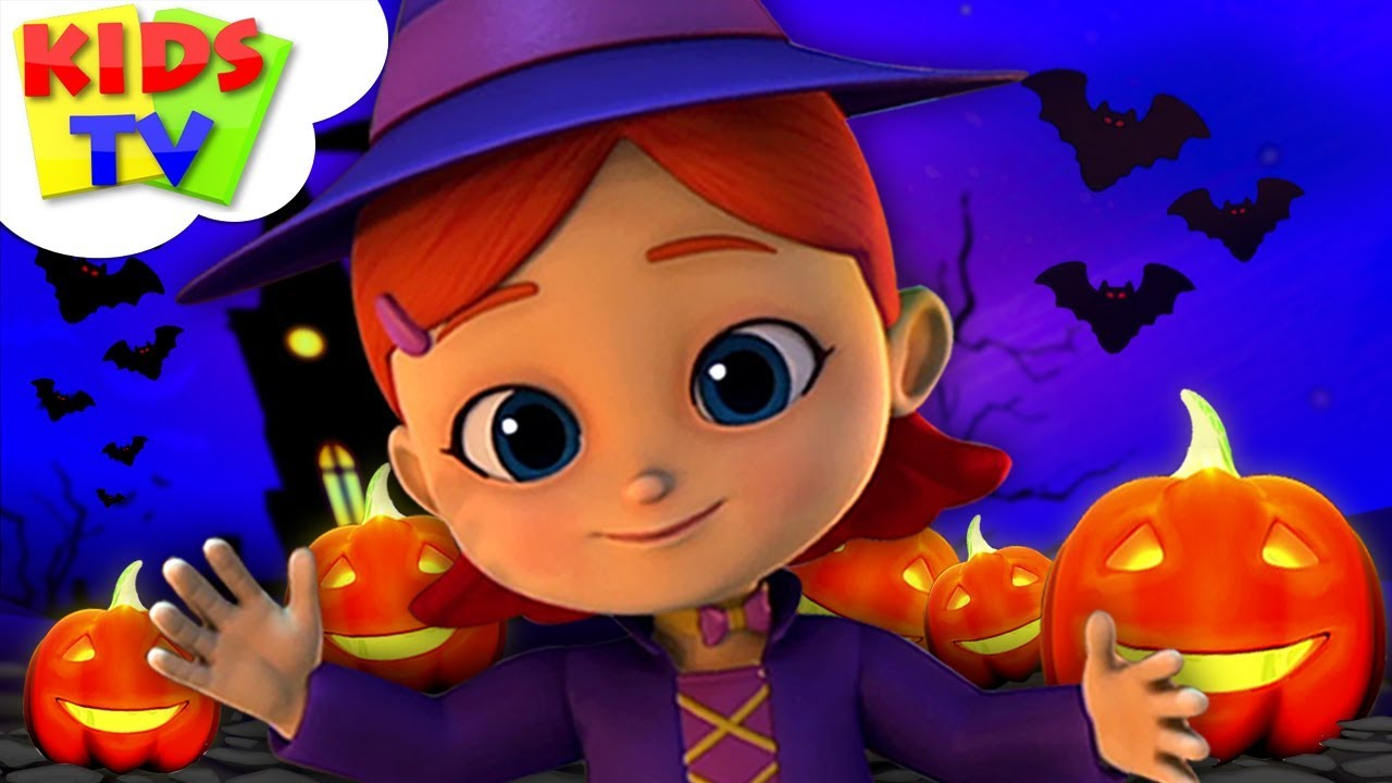 Happy Halloween | Nursery Rhyme | Scary Rhymes For Children By Boom Buddies