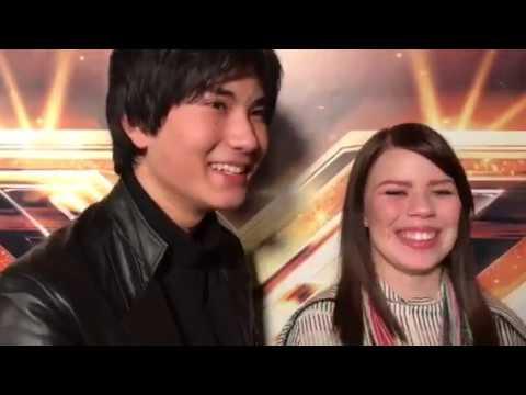 Mia og Martin fra X Factor | Sådan blev vi kærester