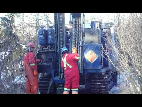 Seismic Exploration in Alberta Canada