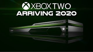 Microsoft's Next-Gen Xbox is Coming in 2020 - Codename