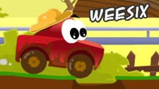 Weesix Walkthrough ALL Levels Best Cars Game