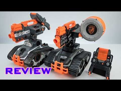 REVIEW] Nerf TerraScout Recon | RESKIN OR UPGRADE? - YouTube