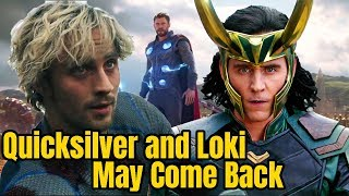Loki Hela and Quicksilver Return in Avengers 4 after Avengers Infinity War