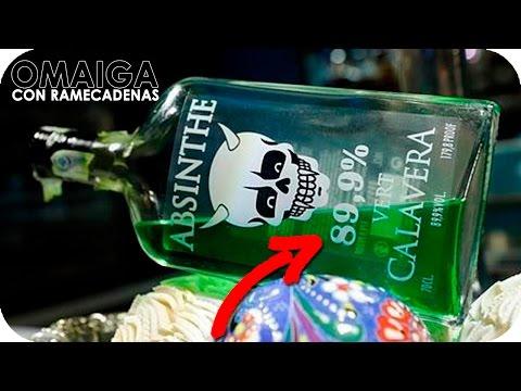 Las 10 Bebidas Alcoholicas Mas Fuertes Del Mundo