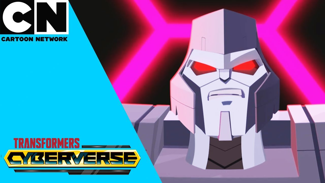 TRANSFORMERS Cyberverse | S2E10 | Secret Science (Part 1) | Cartoon Network