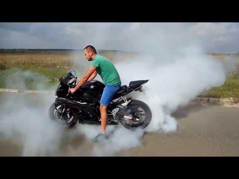 Yamaha YZF R6 (Akselerasi Kecepatan 0-295 Km/H)
