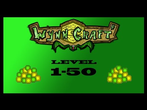 Wynncraft 1.13 Farming Guide   Get to level 50 in 3 days or less