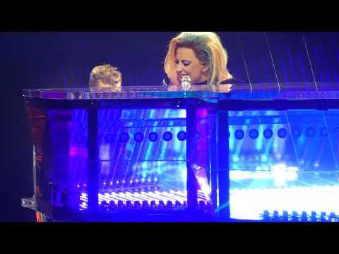 """""""The Edge of Glory(With Fan Onstage) & Born This Way"""" Lady Gaga@Philadelphia 9/10/17"""