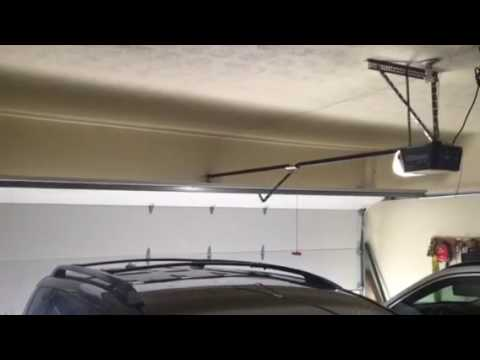 How To Reduce Garage Door Noise Doovi