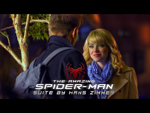 Gwen Stacy Suite from The Amazing Spider-Man 2 Soundtrack by Hans Zimmer