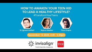 How To Awaken Your Teen Kid To Lead A Healthy Lifestyle