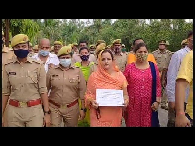 सिद्धार्थनगर जिला पंचायत अध्यक्ष पद पर भाजपा प्रत्याशी शीतल सिंह ने 40 वोटों से की जीत दर्ज आप सभी क