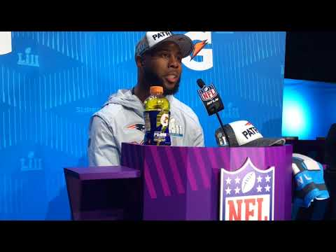 Best Of Mass Mac & Cheese: New England Patriots RB James White shares his mac & cheese takes