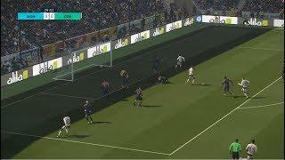 Montpellier HSC vs Bordeaux | Ligue 1 | Journée 33 | 15 Avril 2018 | PES 2018