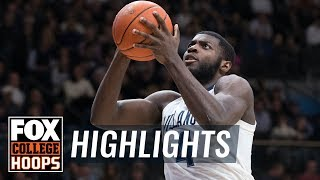 Eric Paschall drops 25 points in Villanova's win over Providence   FOX COLLEGE HOOPS HIGHLIGHTS