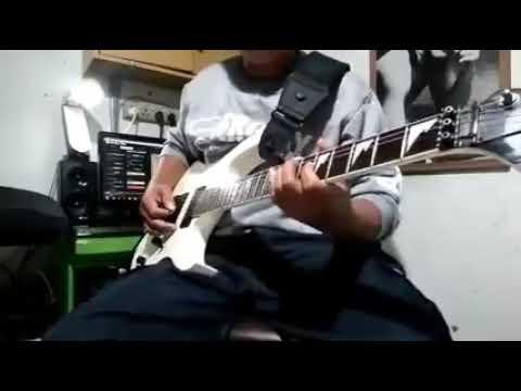 Secawan madu - guitar cover by Arnos kamjet