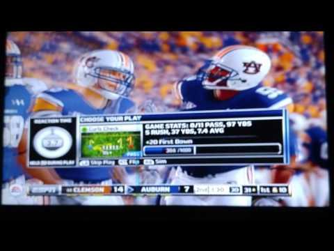 Ncaa football 2013 Xbox 360 Mark Gray