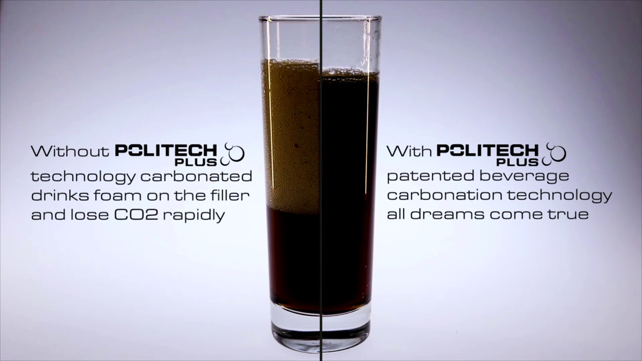 Beverage Carbonation Technology from Politech+