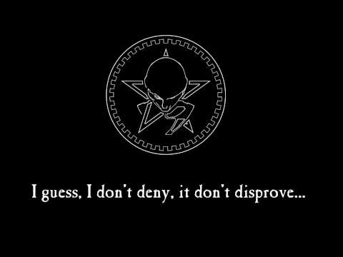 The Sisters of Mercy -  When You Don't See Me (Lyrics)