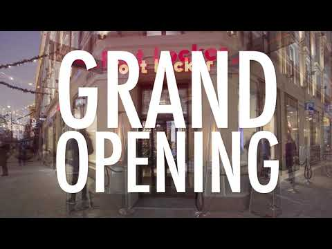 Foot Locker Store opening Oslo - event