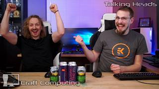 Huawei caught stealing, Galaga Sharks, and a Farming Sim eSports League! - Talking Heads Ep.066