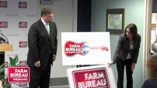 Farm Bureau Live & SaveOurFood.org Megaticket Announcement