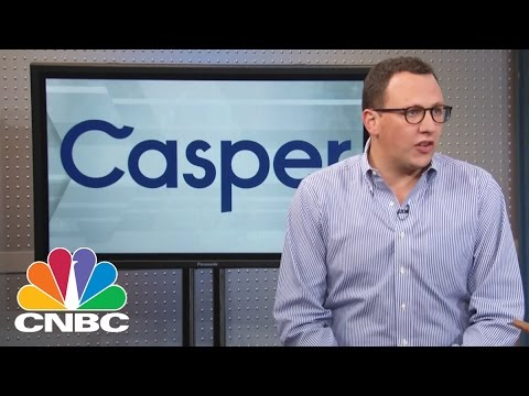 Casper CEO: Waking Up A Sleeping Industry | Mad Money | CNBC