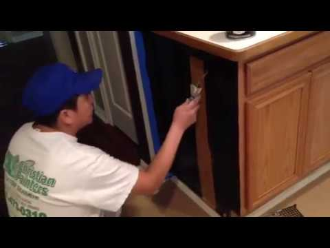 how to use gel stain on kitchen cabinets gel stain glazing kitchen cabinet walnut cost 17431