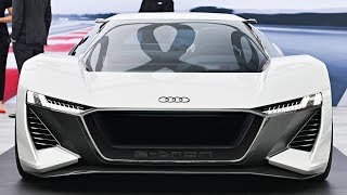 Nowe Audi PB18 e-tron, nowa Honda Urban EV, nowy Mercedes GLB - #143 NaPoboczu