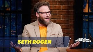 Seth Rogen Introduced Tom Cruise to Internet Porn