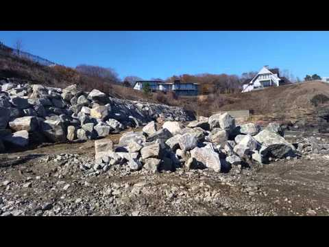 Coastal Bank & Slope Stabilization, Nahant V6 2015