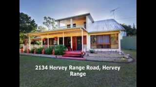 2134 Hervey Range Road, Hervey Range