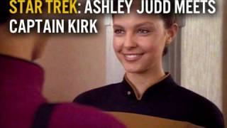 Star Trek Starring Ashley Judd - Nasty Woman - Funny!