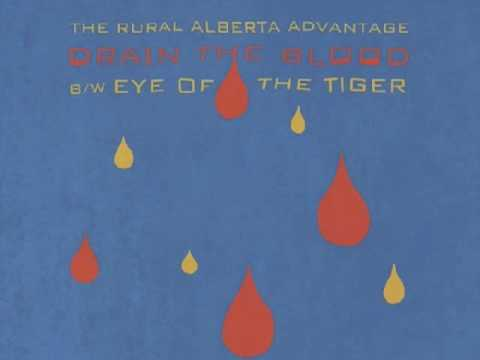 Клип The Rural Alberta Advantage - Eye of the Tiger
