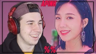 Music Critic Reacts to APINK - %% (EUNG EUNG)