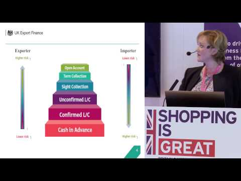 UKTI – Getting Export Finance
