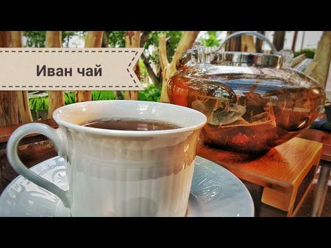 Травяной чай из сада и леса. Изготовление дома. Копорский чай