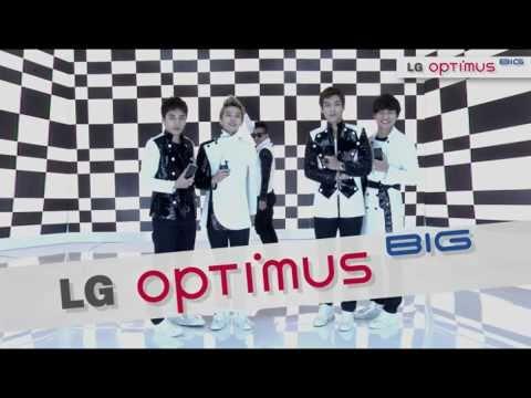 20110510 LG Optimus Big [Opening_messege]