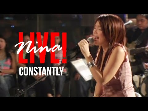 Nina - Constantly | Live!