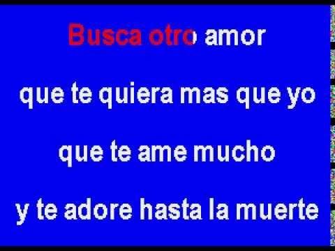 Karaoke Busca Otro Amor - Polo Urias