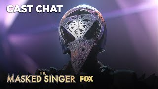 You Won't Believe Who's Under The Raven Mask! | Season 1 Ep. 6 | THE MASKED SINGER