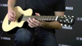 Yamaha APXT2 Travel Guitar
