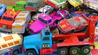 REVIEW AND UNBOXING NEW PARCEL WITH A LOT OF CARS